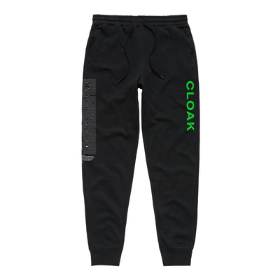 NM TELL TALE JOGGER BLACK Jogger NEVERMORE