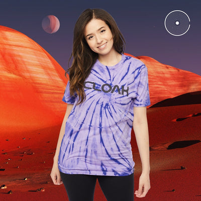 OT MISSION TEE UV DYE Tee OUT THERE