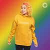 CS CHARGED UV HOODIE YELLOW Hoodie COLOUR STRUCK