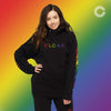 CS CHARGED HOODIE BLACK Hoodie COLOUR STRUCK