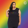 CS CHARGED MUSCLE TEE BLACK Tee COLOUR STRUCK