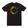 CS CHARGED TEE BLACK Tee COLOUR STRUCK