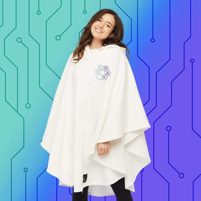 PS THE BEES CLOAK WHITE CLOAK PS PROGRAM SPRUNG