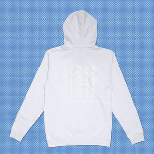 C The Light Hoodie-White