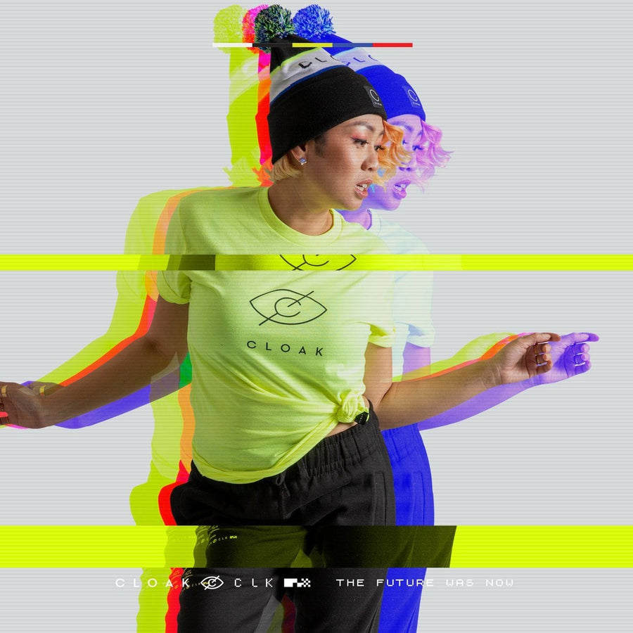 TFWN EyeCon Tee-Neon Yellow