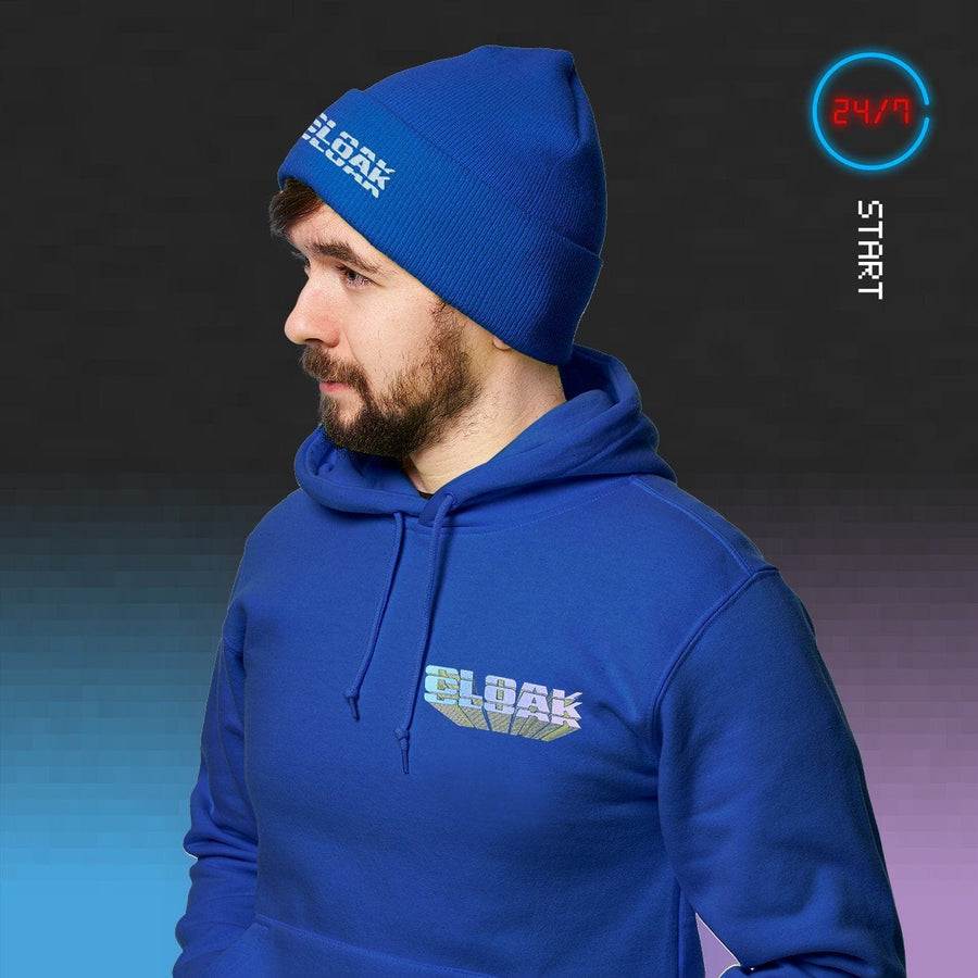 TFS START HOODIE ROYAL Hoodie TFS Start