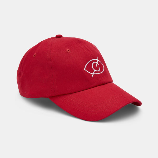 TFWN EyeCon Polo Hat-Red