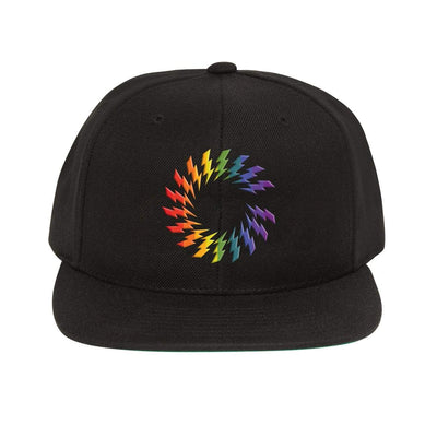 CS CHARGED SNAPBACK BLACK Hat COLOUR STRUCK