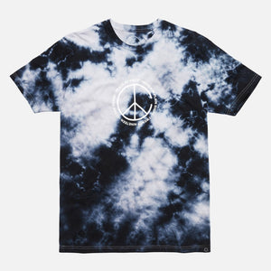 Peace by Piece Peace Tee Stormy