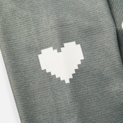 IHC Heart Leggings Grey Leggings IHC