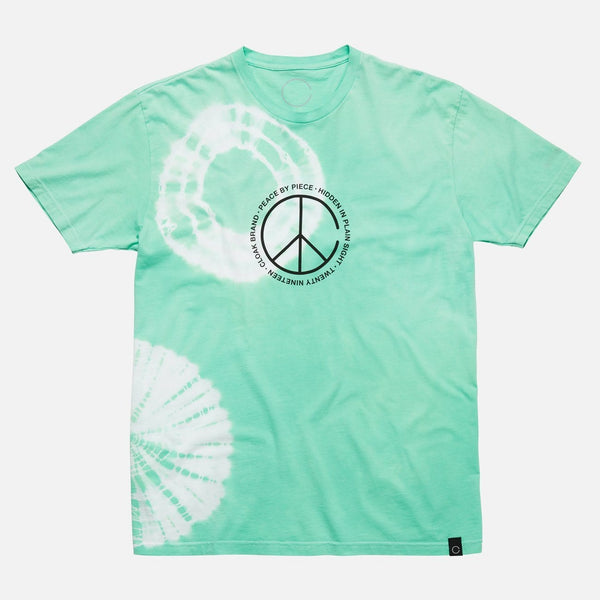 Peace by Piece Peace Tee Dye