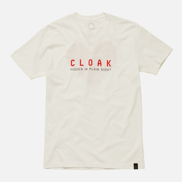 IHC Wrapped Tee White