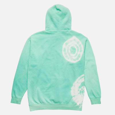 Peace by Piece Big C Hoodie Dye Cloak-Peace