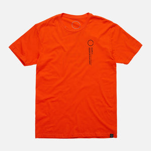 BINARY ORANGE TEE