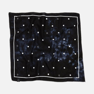 Peace by Piece Geo Bandana Stormy