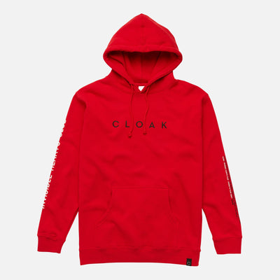 IHC Heartcoded Hoodie Red Hoodie IHC