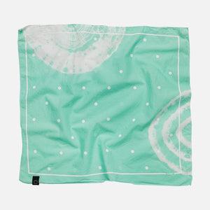 Peace by Piece Geo Bandana Dye