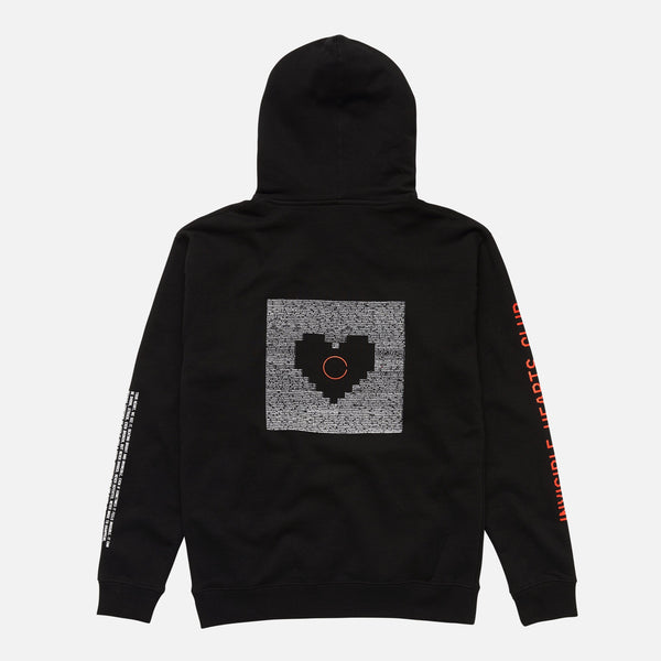 IHC Heartcoded Hoodie Black