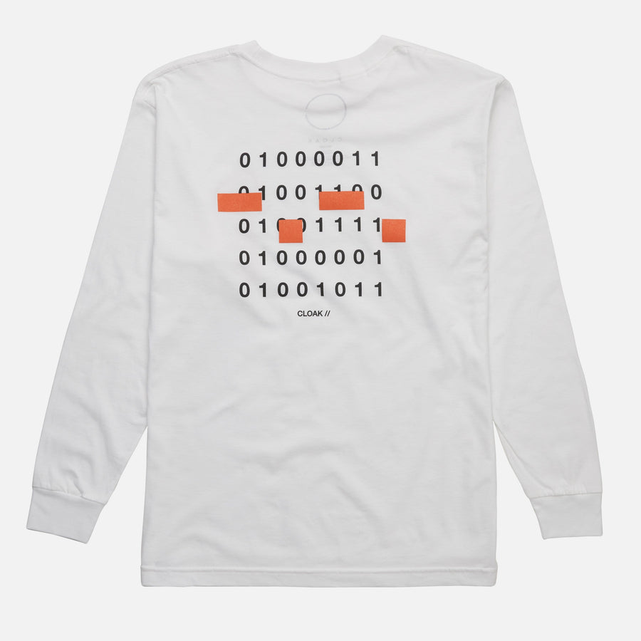 BINARY LS TEE