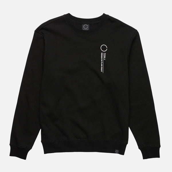 BINARY CREW SWEATSHIRT
