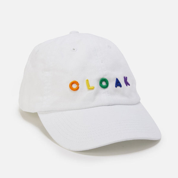 ELEMENTS PRIDE HAT WHITE