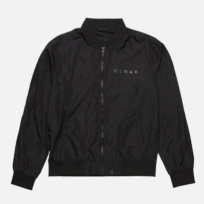 BINARY BOMBER JACKET Cloak-New