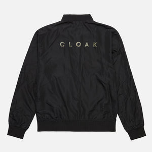 BINARY BOMBER JACKET