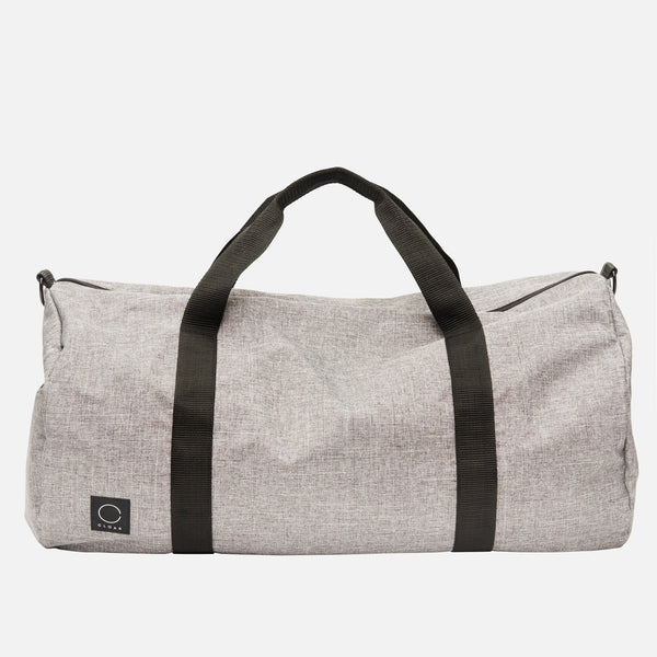 REFLECTIVE LOGO DUFFEL BAG GREY