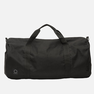REFLECTIVE LOGO DUFFEL BAG BLACK Cloak-New OS