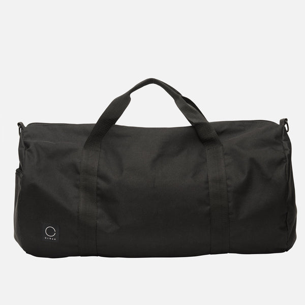 REFLECTIVE LOGO DUFFEL BAG BLACK