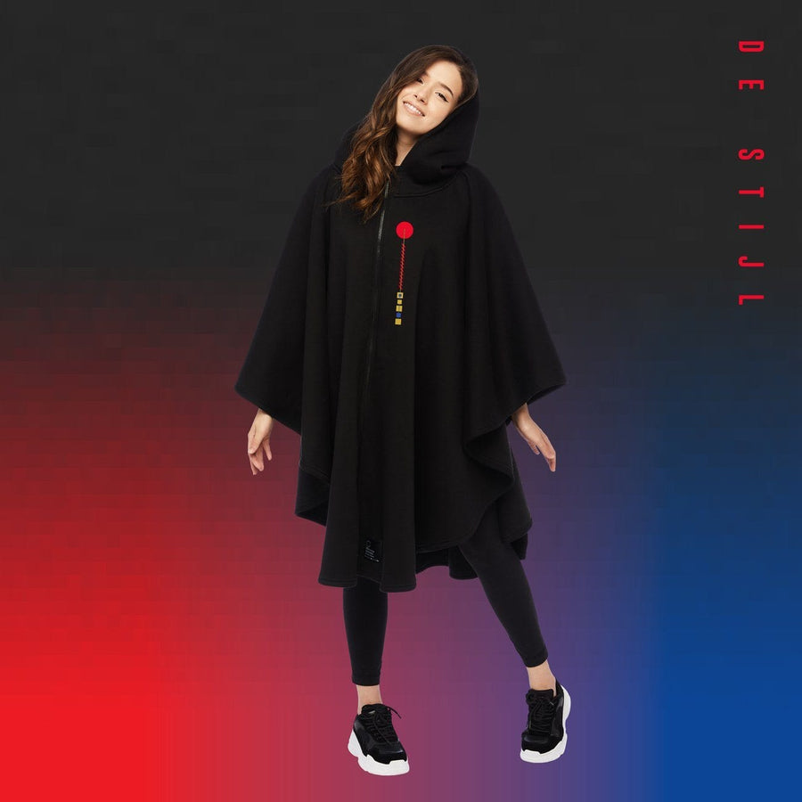DESTIJL CLOAK BLACK CLOAK DS