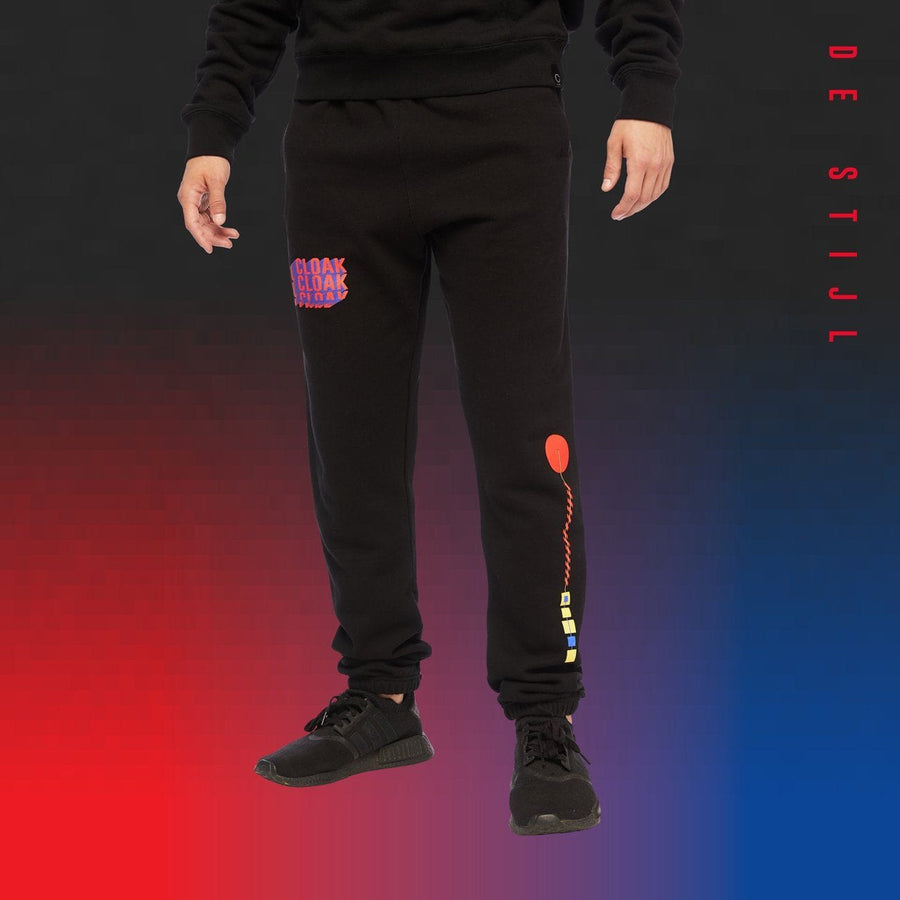 DESTIJL JOGGER BLACK Jogger DS