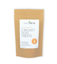 Load image into Gallery viewer, Healthy dog treats made from cricket protein