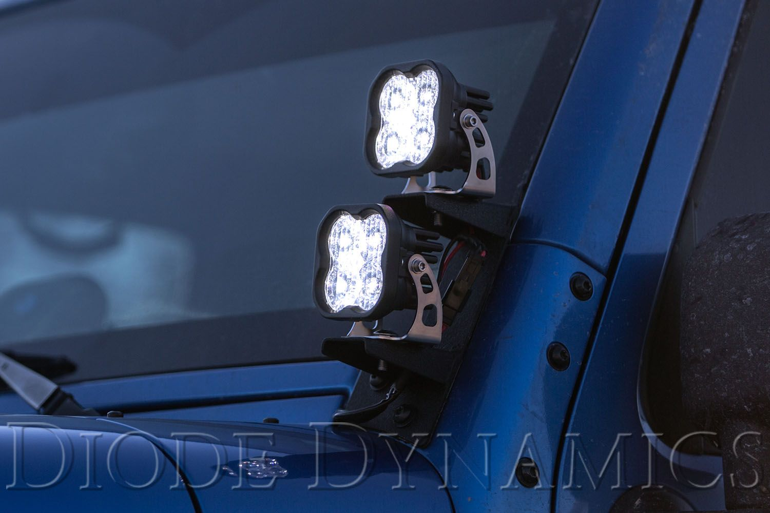 Diode Dynamics SS3 LED Pods (Pair)- White