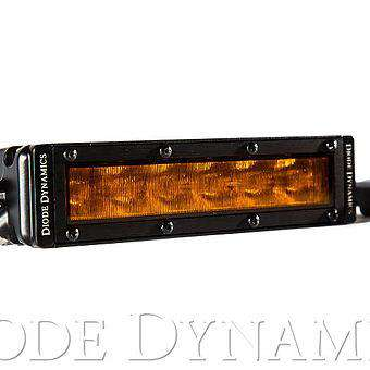 Diode Dynamics Stage Series Light Bar - Amber