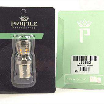 1156 LED Bulbs: Profile Peak