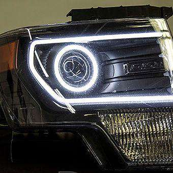 2013 - 2014 Ford F150 Raptor Halo Kit