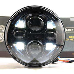 Morimoto Sealed7 2.0 Bi-LED Headlights (Pair)