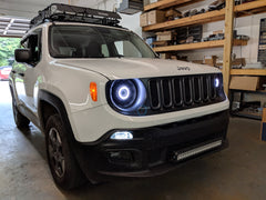 Jeep Renegade Headlight Upgrade Kit