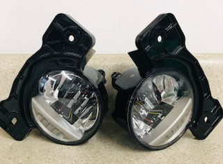 *OPEN BOX* Jeep Wrangler JK LED Fog Lights- Part #68304049AF
