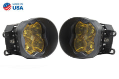 Diode Dynamics SS3 LED Fog Light Kit for 2012-2015 Toyota Tacoma