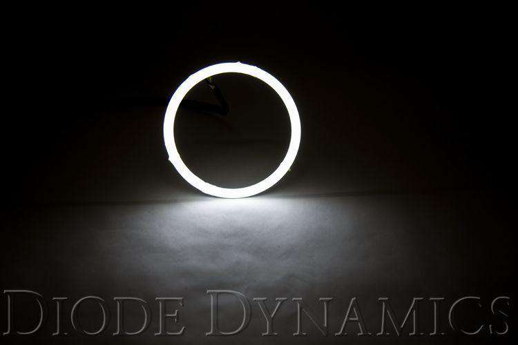 DIODE DYNAMICS: HD LED White Halo Rings (Pair)
