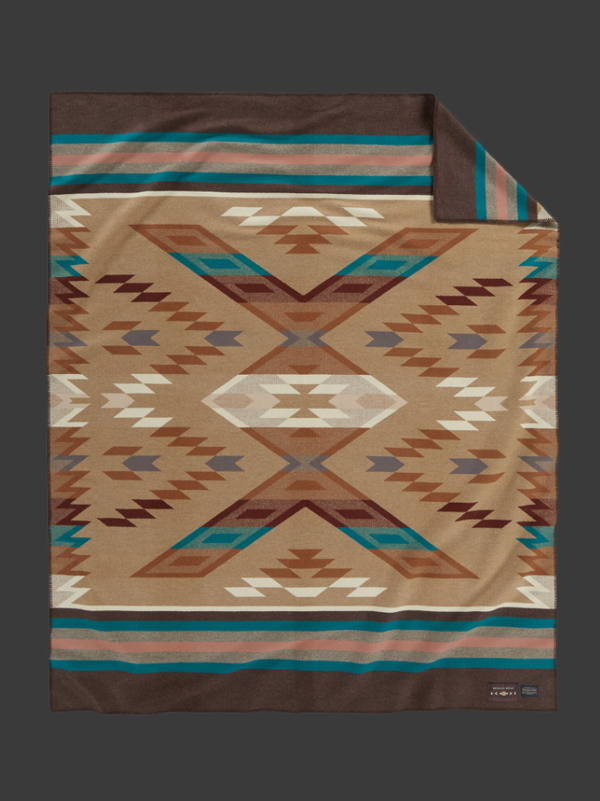 ROSELYN BEGAY BLANKET