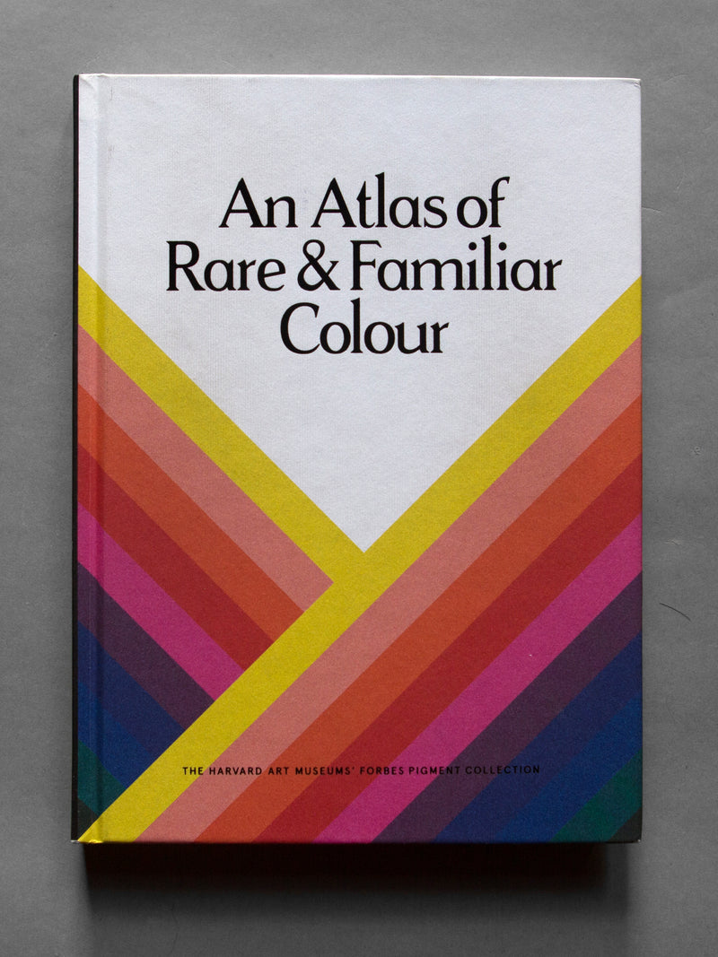 AN ATLAS OF RARE & FAMILIAR COLOR
