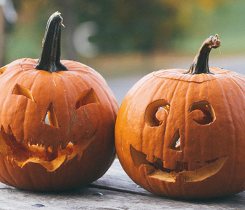Spooky Half Term Fun + Pumpkin Carving