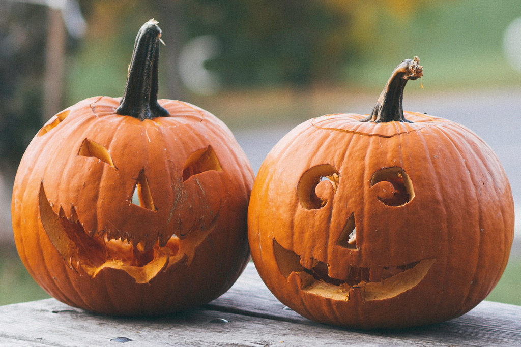 Pumkin Carving and Spooky Fun at Reuthe's The Lost Gardens of Sevenoaks