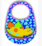 Waterproof Baby Bibs with Pocket by Sozzy
