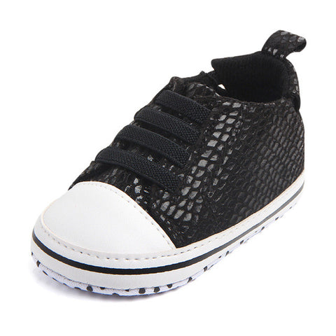Soft Sole Bling Mesh Anti-slip Sneakers Sizes 2.5, 3 & 4