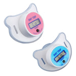 LCD Digital Mouth Nipple Pacifier Thermometer