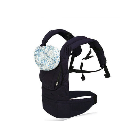Cotton Baby Carrier Backpack with hood